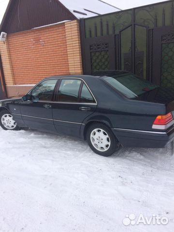 Mercedes-Benz S-класс, 1996 89280902845 купить 3