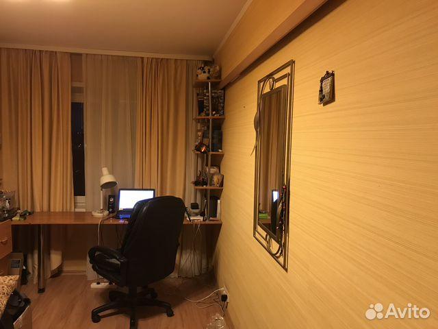 Продается трехкомнатная квартира за 3 500 000 рублей. Тула, улица Металлургов, 45Д.