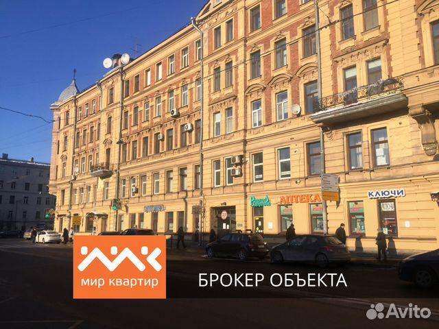 Продается трехкомнатная квартира за 13 500 000 рублей. Большая Зеленина ул, 13.