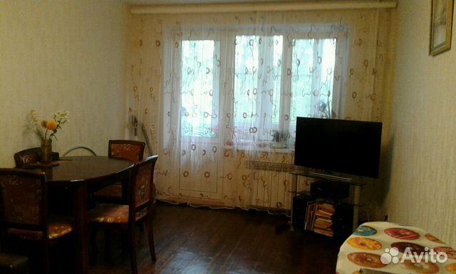 Продается двухкомнатная квартира за 3 000 000 рублей. Нижний Новгород, проспект Бусыгина, 18.