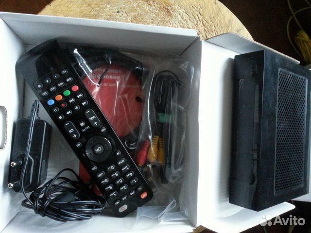 Тв Приставка Motorola VIP 1003G arris пульт HD TV