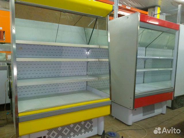 Горки холодильные 1320 гастрономические Б/У 89108927636 купить 1