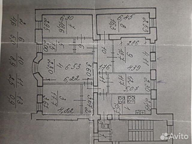 Продается многокомнатная квартира за 13 490 000 рублей. г Санкт-Петербург, ул Большая Посадская, д 24/2.