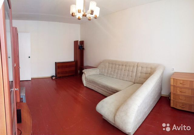 1-rums-lägenhet 34 m2, 2/5 golvet.
