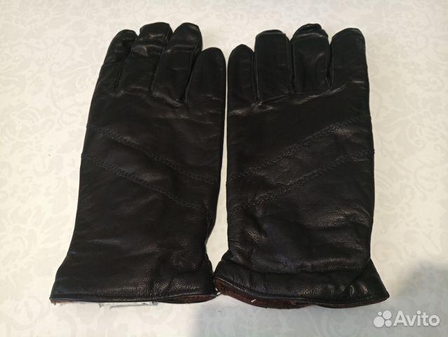 120921317d87 Кожаные мужские перчатки 1978 г. СССР купить в Москве на Avito ...