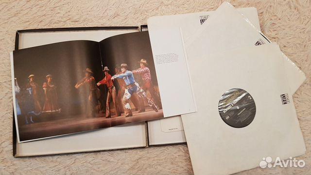 Американские мюзиклы, 3 LP, книга, USA 89185565096 купить 4