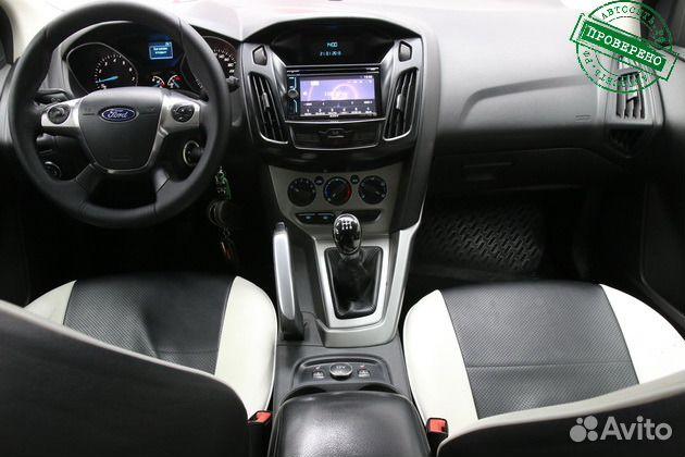 Купить Ford Focus пробег 140 000.00 км 2012 год выпуска