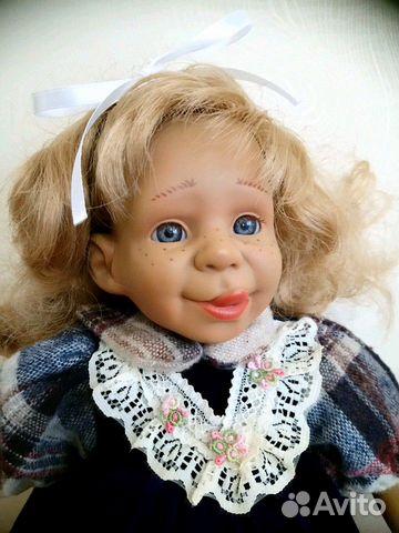 Характерные куклы Panre, клеймо, 38 см  89114929297 купить 4