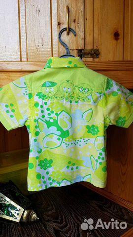 Рубашка 74-86 купить 2