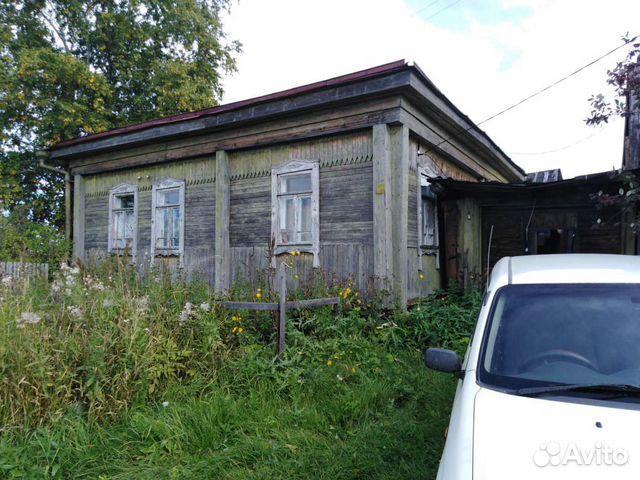 Дом 58.5 м² на участке 60.5 сот. 89539137052 купить 2