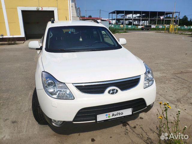 Hyundai ix55, 2011 89121710447 купить 5