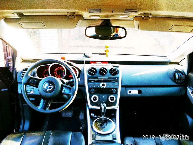 Mazda CX-7, 2007  купить 6