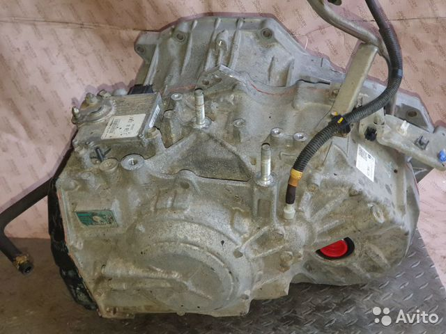 89530003204 АКПП Mazda cx-7 L3 2.3 Turbo мазда сх7