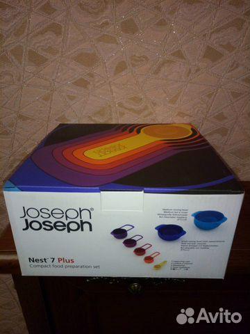 Набор мисок Гнездо 7 Joseph Joseph 89172300957 купить 3