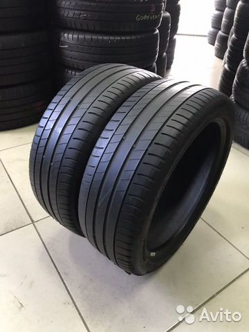 Шины 205 45 17 XL Michelin Primacy 3, 88W— фотография №1