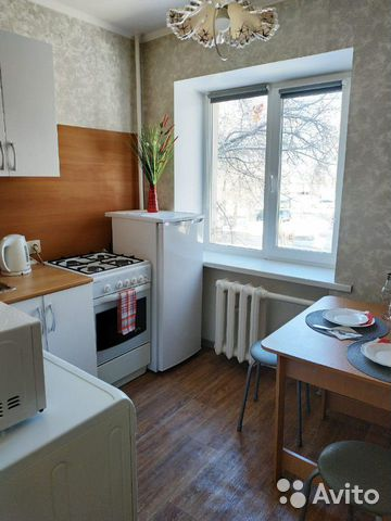 1-room apartment, 33 m2, 2/5 floor. 89821016608 buy 3