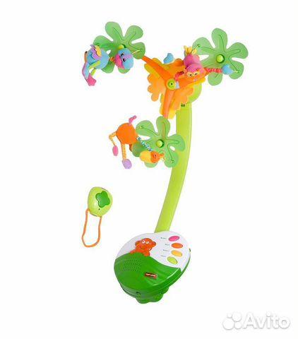Электронный мобиль Tiny Love Остров сладких грез купить 3