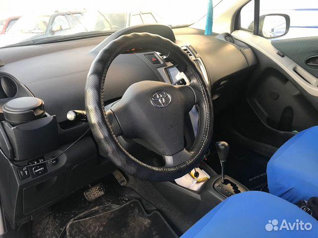 Toyota Yaris, 2008  89090607777 купить 7