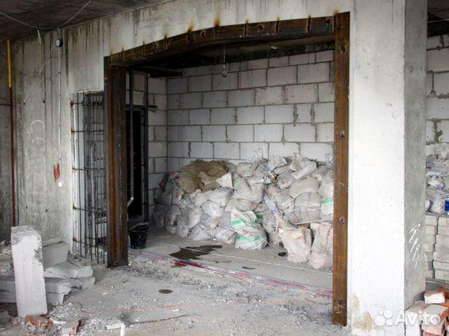 услуги демонтаж бетона