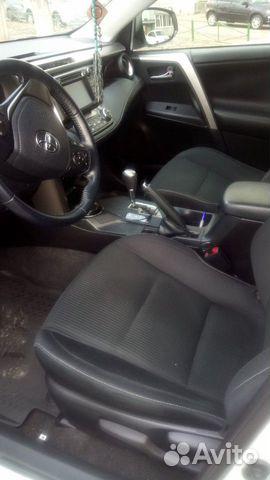 Toyota RAV4, 2014 89378732269 купить 9