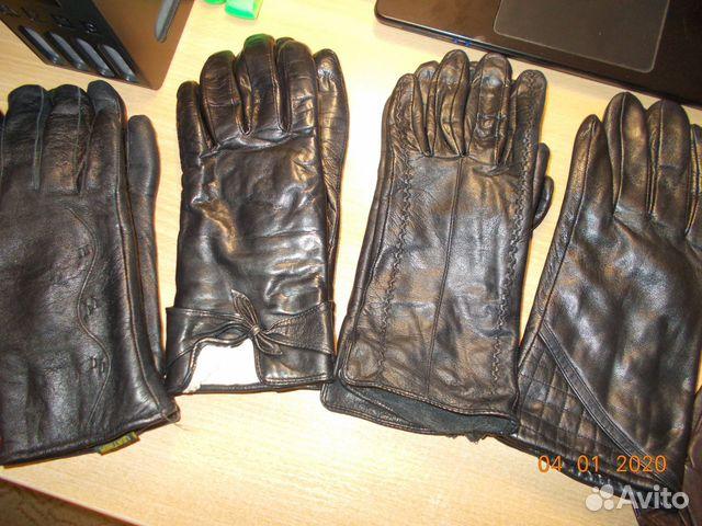 Перчатки кожаные  89052485517 купить 2