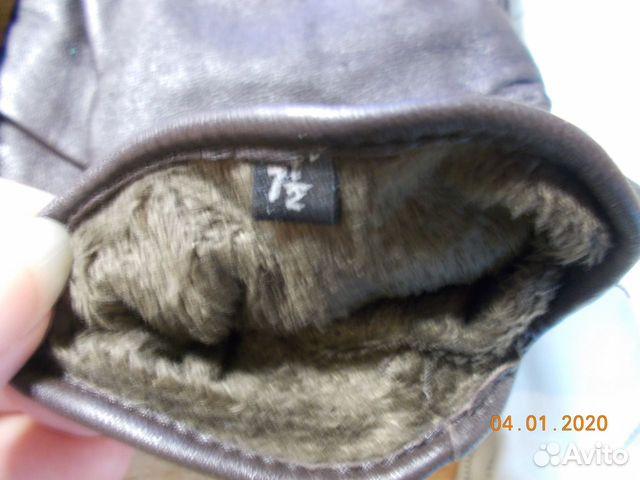 Перчатки кожаные  89052485517 купить 6