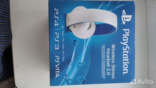 Наушники Sony 7.1 для ps4