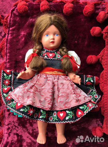 Кукла антикварная Германия  купить 9