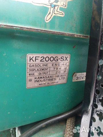 Снегоуборщик Kawasaki KF200G-SX 89107386241 купить 7