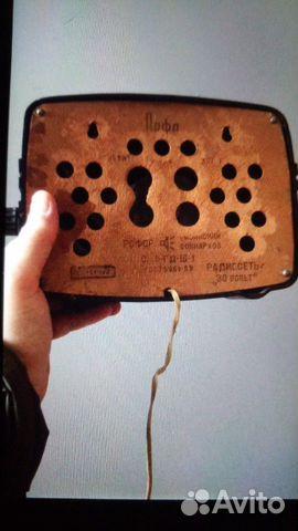 Радио старинное 1959г купить 3