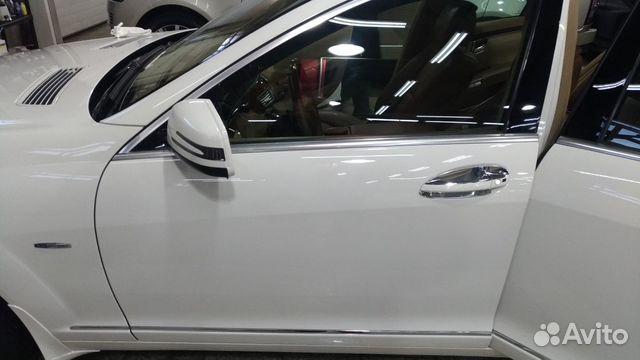 Накладки на ручки дверей Mercedes S 221  купить 1