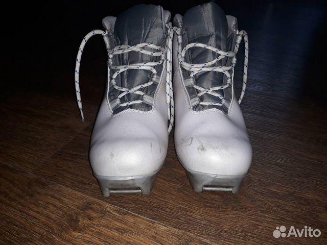 Ботинки для беговых лыж под крепление NNN