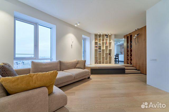 3-к квартира, 127 м², 17/22 эт. 89214406706 купить 3