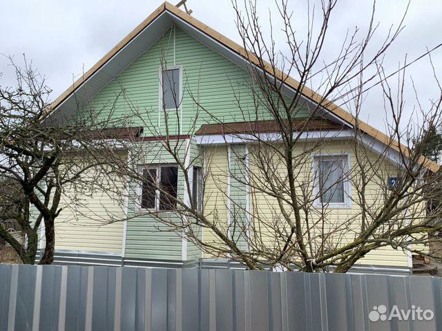 Дом 100 м² на участке 25 сот. 89116267605 купить 1