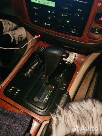 Toyota Land Cruiser, 2000 89143616882 купить 10
