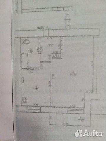 1-к квартира, 31 м², 4/5 эт. купить 2