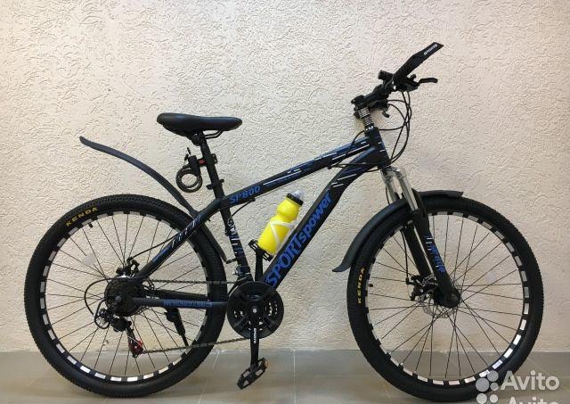 89527559801 Велосипед новвй, велосклад Томск