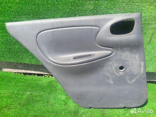 89270165946 Обшивка двери задняя левая Zaz Sens седан мемз-307