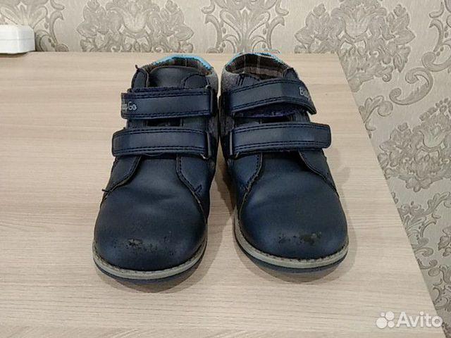Ботинки на весну 89235176621 купить 2