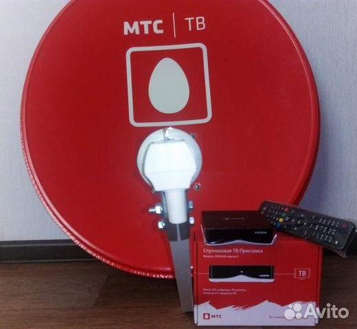 Спутниковое тв МТС+интернет