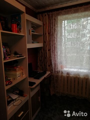 3-к квартира, 61 м², 1/5 эт. 89102813265 купить 3