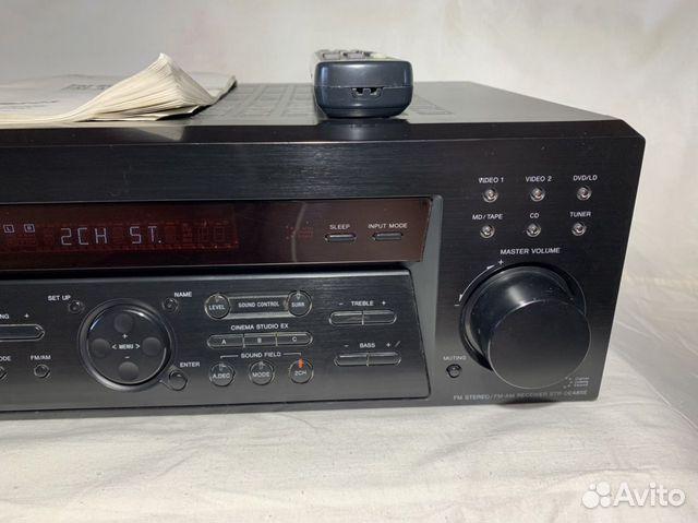 AV Ресивер Sony STR-DE485E