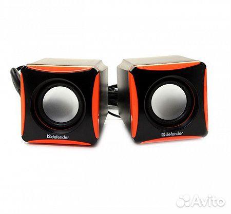 Акустическая 2.0 система defender SPK-480, 4 Вт  89003558000 купить 1