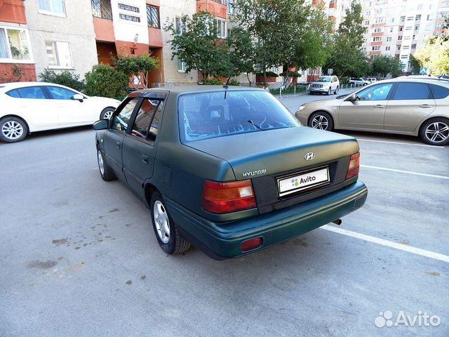Hyundai Pony, 1994  купить 3