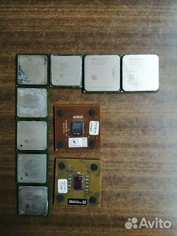 Intel Celeron Pentium AMD Sempron Phenom II Athlon