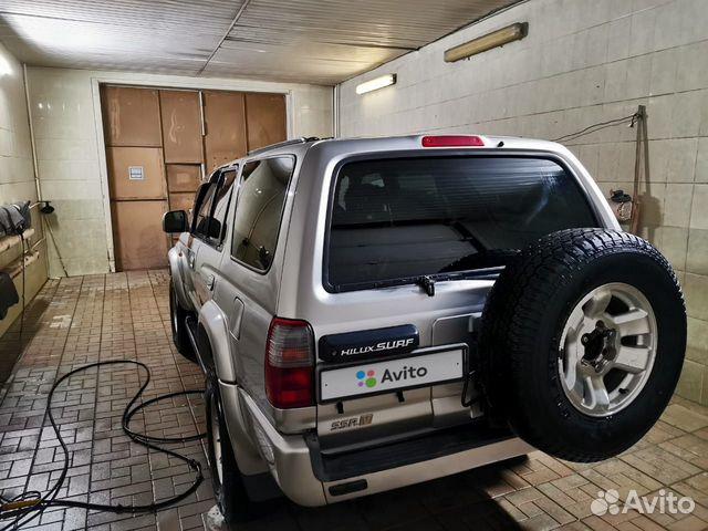 Toyota Hilux Surf, 2000  89140380544 купить 2