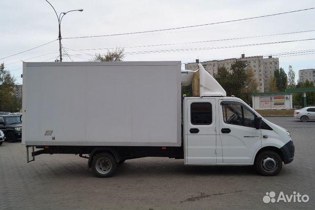 ГАЗ ГАЗель Next, 2017  89158531917 купить 2