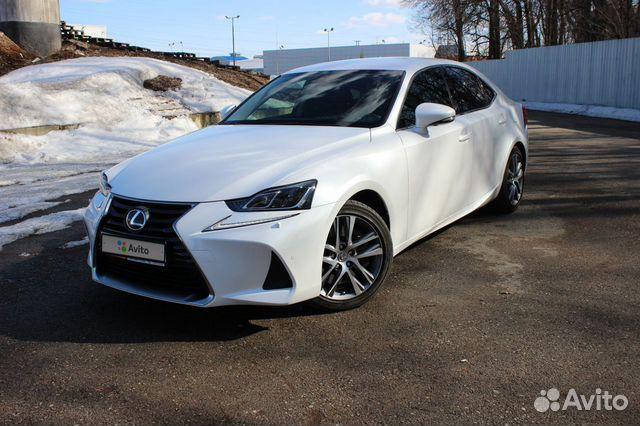 Lexus IS, 2018  89871489067 купить 1