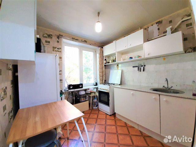 1-к квартира, 32 м², 2/4 эт.  купить 5