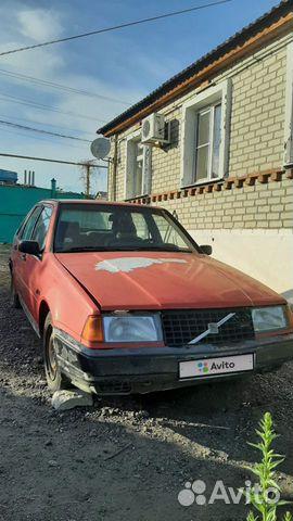 Volvo 440, 1991
